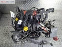 Двигатель Renault Scenic 2 2006-2009, 1.6 л, бензин (K4M 766)