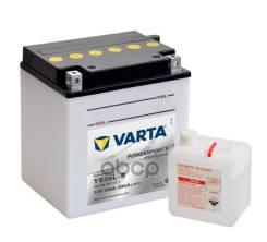 Аккумуляторная Батарея! Евро 30ah 300a 168/132/176 Yb30l-B Powersports Freshpack Moto Varta арт. 530400030 530400030_