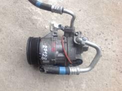 Компрессор кондиционера 2SZ-FE Toyota VITZ/Belta/Ractis SCP90