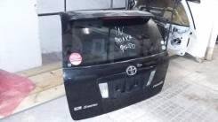 Дверь багажника Toyota Corolla Fielder NZE121G. 1NZFE. Chita CAR