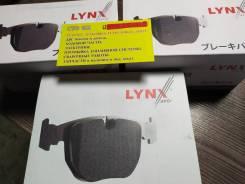 Колодки тормозные дисковые перед LYNX BD7526. Гарантия 24 мес