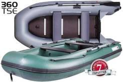 Лодка моторная Yukona 360 TSE с пайолом (алюминиевый секционный)