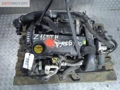 Двигатель Opel Meriva 2003-2010, 1.7 л, дизель (Z17DTH)