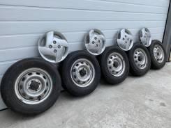 Отличный Комплект грузовых колёс Bridgestone R600 165R13LT