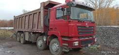 Shaanxi Shacman SX3318DT366, 2013