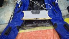 Ремонт, изготовление, замена транца на лодке ПВХ