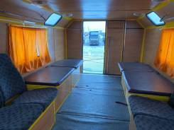 Кунг пассажирский в идеальном состоянии (Камаз 4310, 43114, 5350)