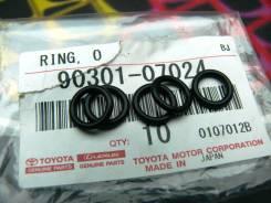 Кольцо форсунки/инжектора. Toyota 90301-07024-00, (Оригинал)