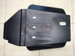 Защита АКПП и РК Toyota Land Cruiser 100