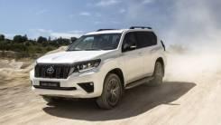 Прокат Новый Toyota Land Cruiser Prado 2021 год.