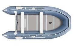 Лодка моторная 410 TS без пайола