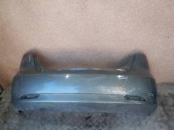 Бампер задний, Chevrolet (Шевроле)-Lacetti (04-13)