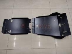 Защита картера, КПП и дифференциала Toyota Land Cruiser Prado 150