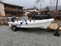 Лодка Бриз 14 с мотором Suzuki 30 four stroke