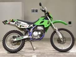 Kawasaki KLX 250SR, 2004