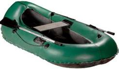 Надувная резиновая лодка Иволга 1-05