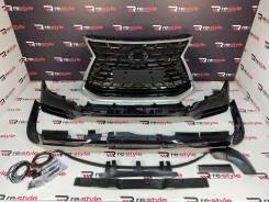 Обвес Lexus LX570 / LX450d с16г Heritage Black Vision Стиль 21г В НАЛИ