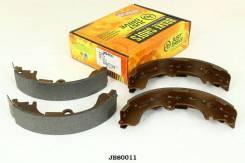 Колодки тормозные барабанные задние JD jbs-0011