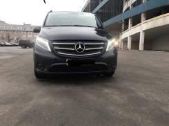 Аренда авто в Крыму Микроавтобус Мерседес vito 2019 г.