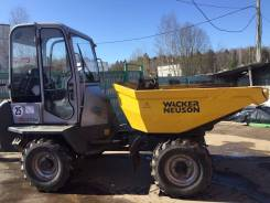 Продается колесный думпер Wacker Neuson 3001