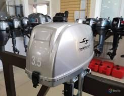 Лодочный мотор Sharmax SM3.5HS БУ 2020