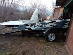 Лодка Янтарь и мотор Suzuki DF 20 AS