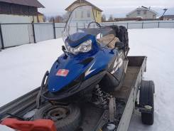 Polaris IQ 600 Widetrak, 2012