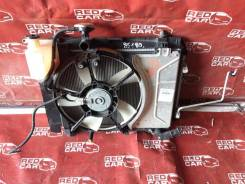 Радиатор основной Toyota Ractis 2011 NSP120-2009788 1NR