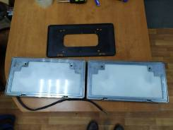 Рамки с подсветкой под квадратные номера Япония оригинал