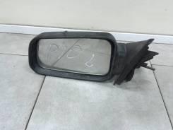 Зеркало боковое Nissan Primera P10 левое механика Европа