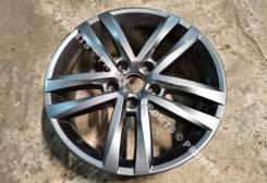 Диск колесный литой Volkswagen Touareg II (7P) Salvador 7P6601025AM