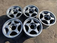 ПЯТЬ ШТУК! Made In Japan. O. Z Racing Italia R16 5x150