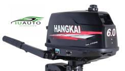Лодочный мотор Hangkai 6 л. с.2021г
