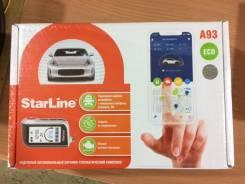 Автосигнализация StarLine A93. Установка.