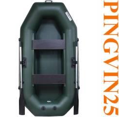 Очень Крепкая Лодка гребная Байкал 245 РС в Pingvin25