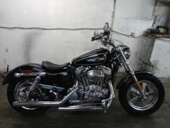 Harley-Davidson Sportster 1200 Custom XL1200C, 2013