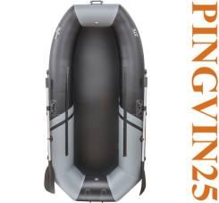 Очень Крепкая Лодка гребная Байкал 275 в Pingvin25