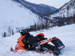 Arctic Cat M 8000 Snopro 153 Limited, 2013