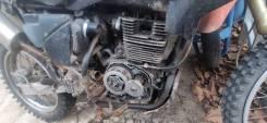 Продам двигатель мотоцикла ekonika sport - 003 на запчасти