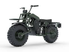 Мотовездеход Baltmotors ATV2x1, 2021