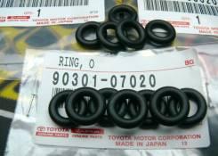 Кольцо уплотнительное регулятора. Toyota 90301-07020-00, (Оригинал)