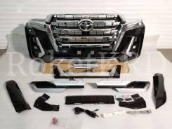 Обвес Toyota land cruiser 200 с 2016г Limgene Pilot Edition