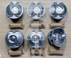 Поршень с кольцами и пальцем EPNS0805 STD Land Rover 3.0L DOHC GDI SC V6 Petrol 306PS LR041639