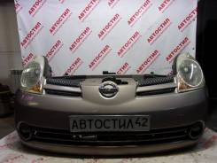Nose cut Nissan NOTE 2006 [25794]