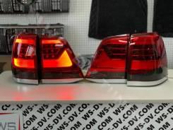 Стоп-сигналы в стиле 2016 года для Toyota Land Cruiser 200 2008-2015