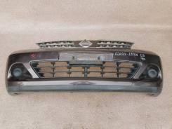 Бампер Nissan Tiida Latio [620221JY0H] SC11, передний