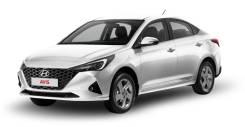 Аренда Hyundai Solaris 2020 Механика