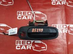 Ручка двери внешняя Toyota Carib 1999 AE111-7071013 4A-H371642, передняя правая