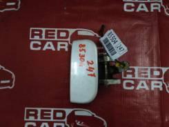Ручка двери внешняя Nissan Terrano 1997 PR50-011147 QD32, задняя правая