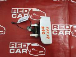 Ручка двери внешняя Nissan Terrano 1997 PR50-011147 QD32, задняя левая